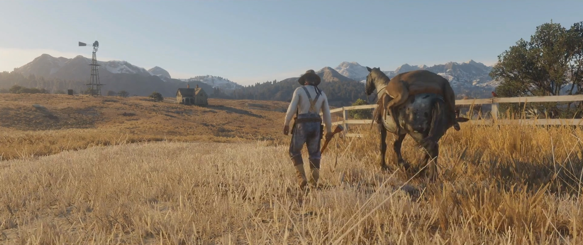 Did Media Markt Just Leak Red Dead Redemption 2's Release Date?