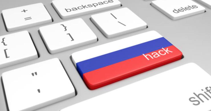Russia US Cyberwar