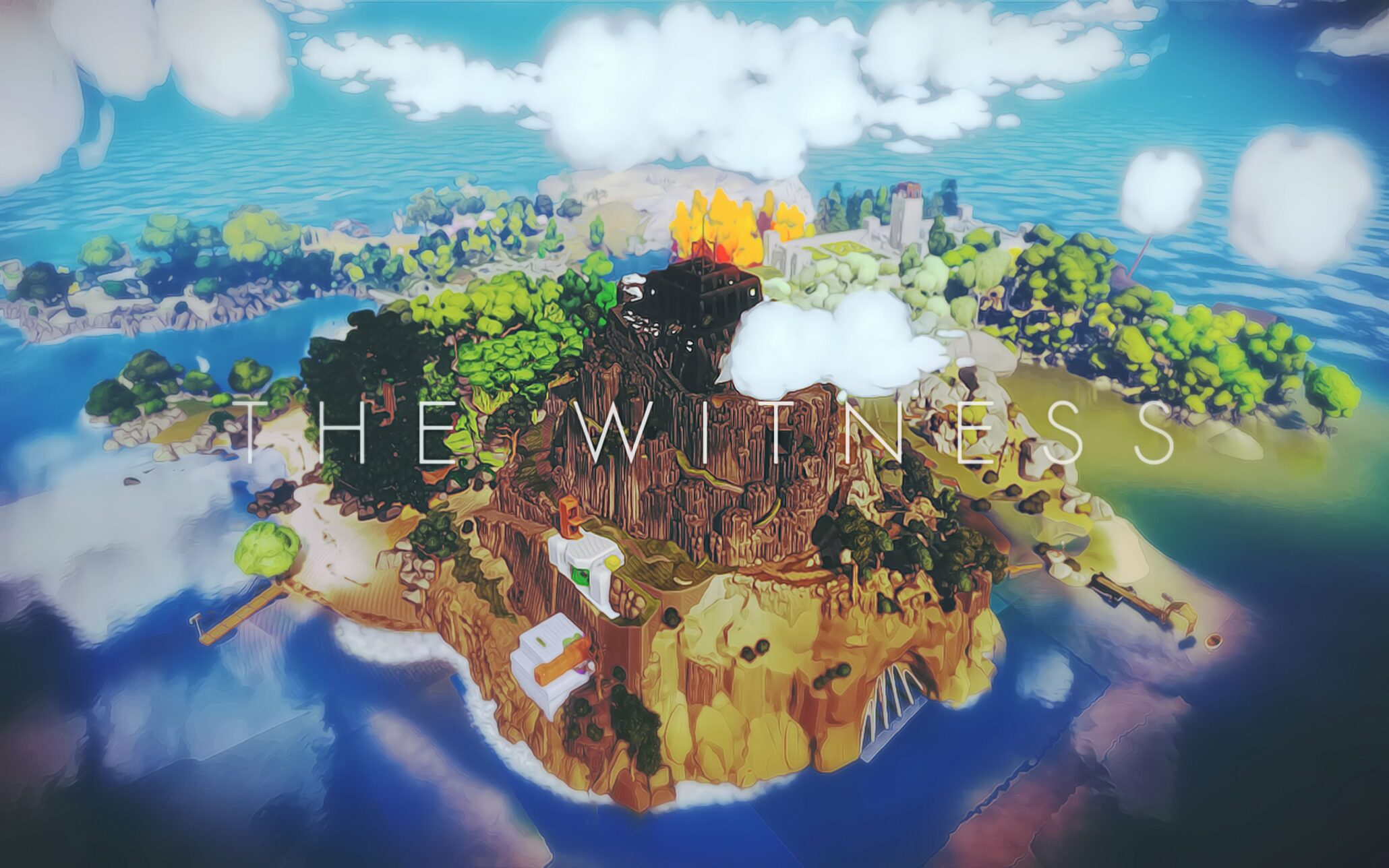 Blow Details The Witness PS4 Pro Patch: 4K/30FPS 2X MSAA