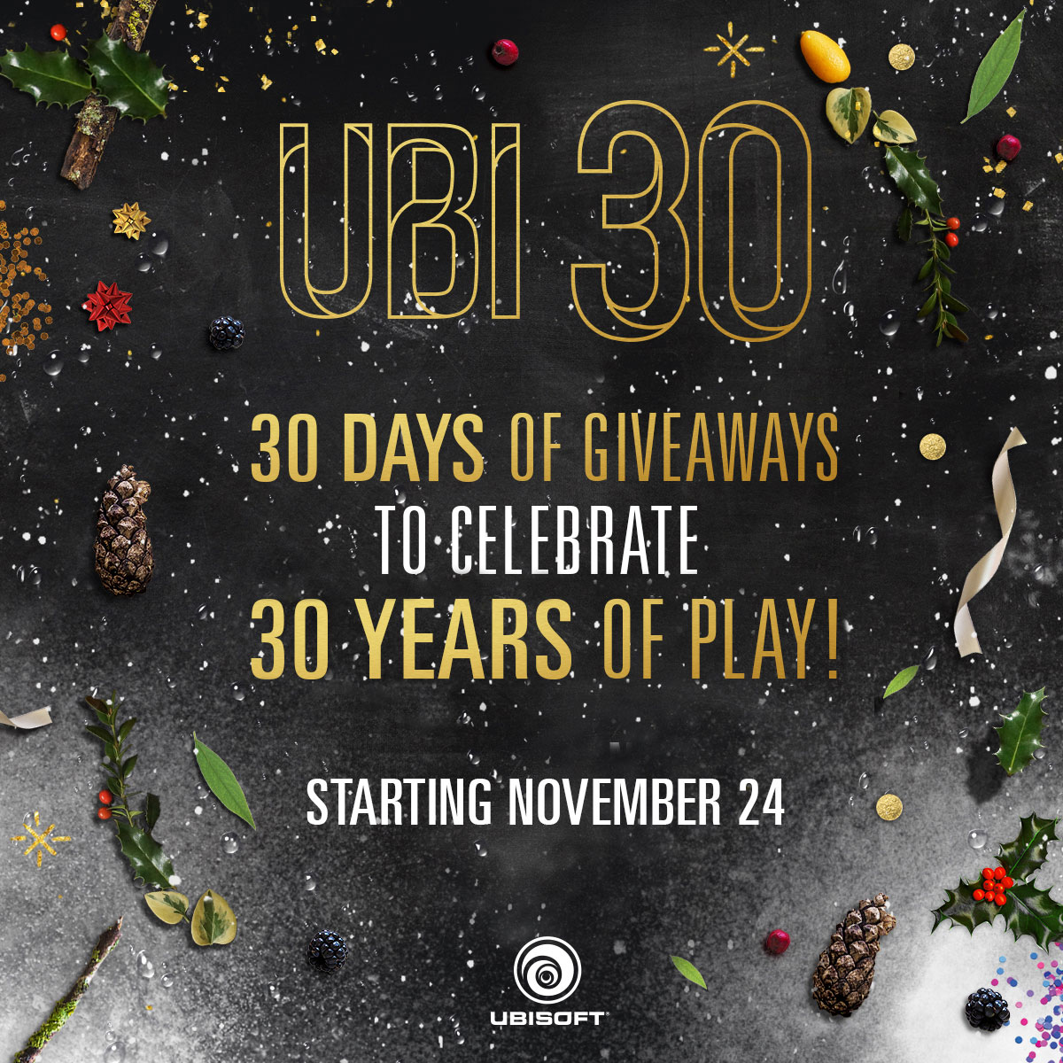 Updated: AC3, The Crew & More Possibly] Ubisoft Is Giving Away 300