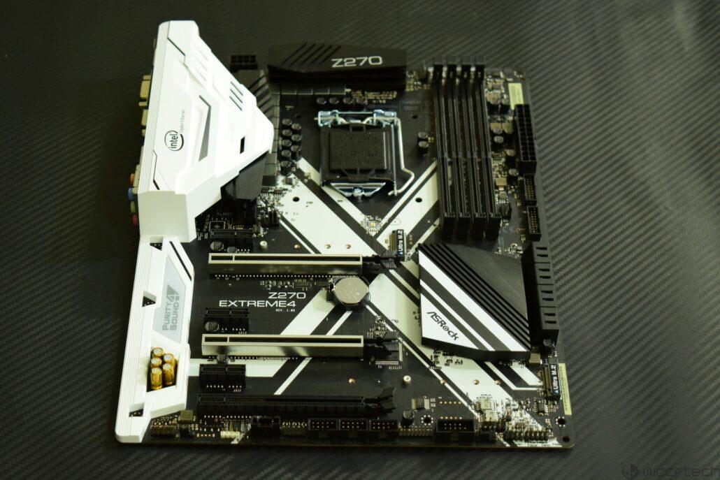 ASRock Z270 Extreme 4 LGA 1151 Motherboard Review – ASRock