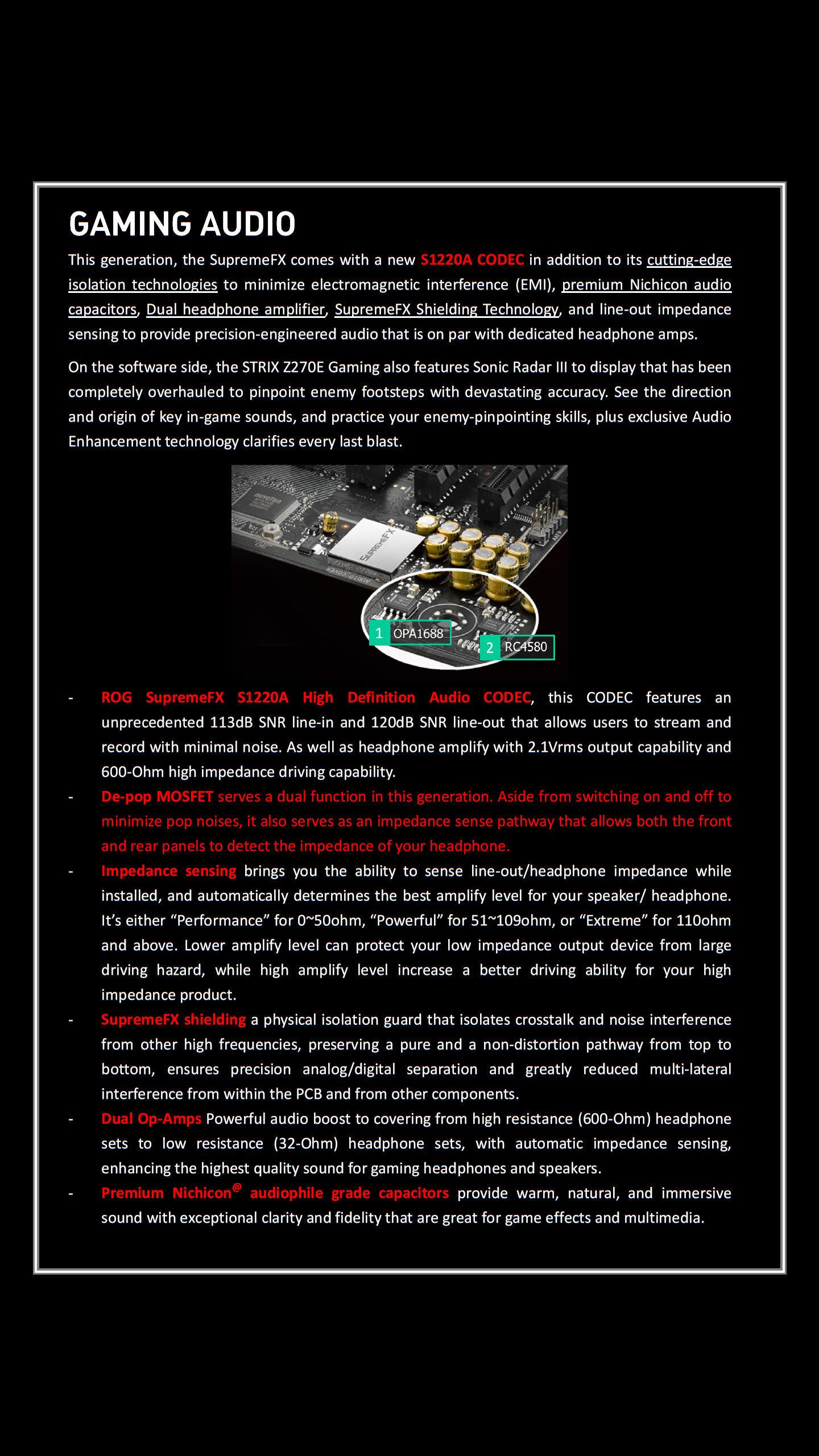 ASUS STRIX Z270E Gaming Z270 LGA 1151 Motherboard Review – ASUS