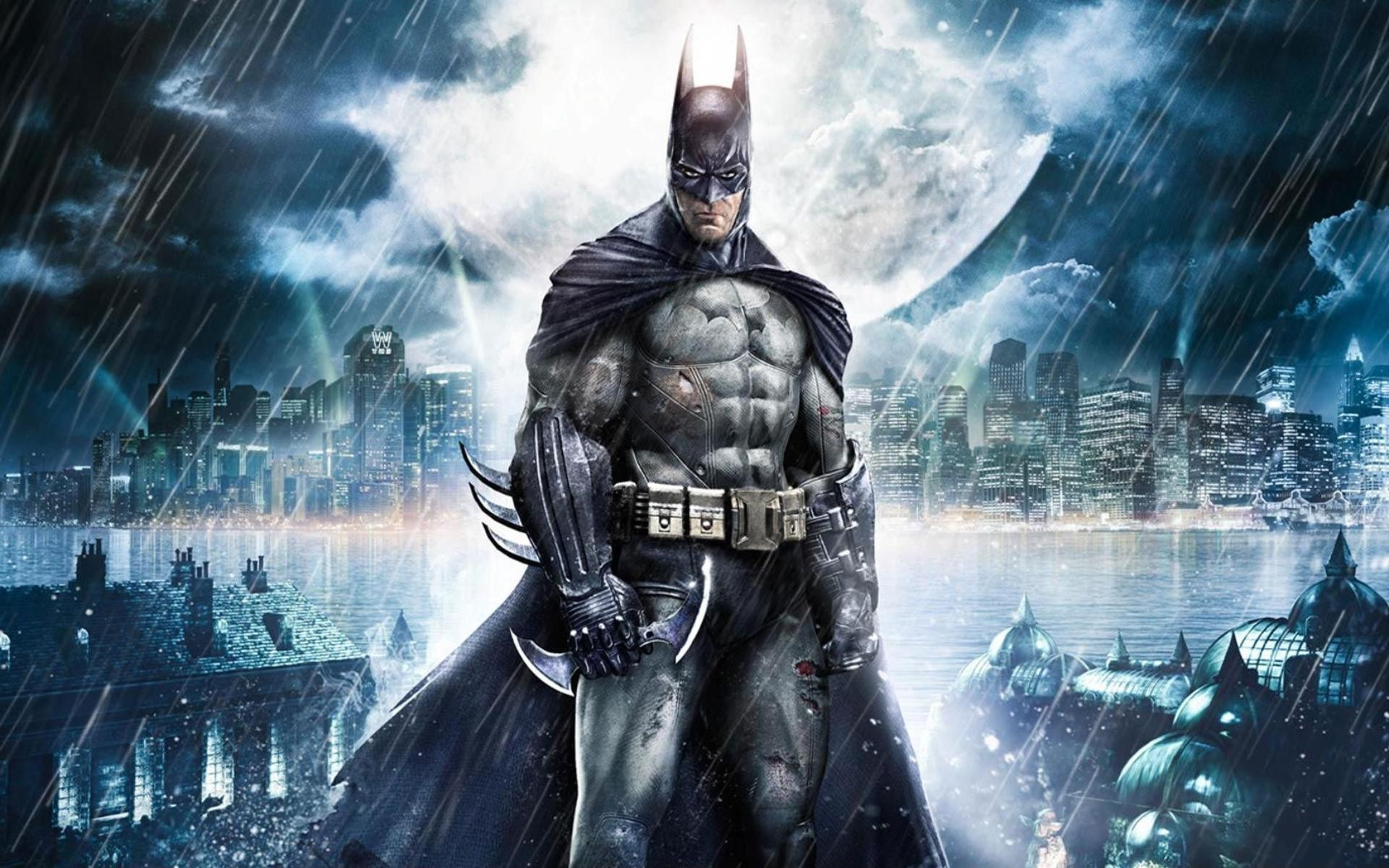 Kevin conroy confirms there wont be another batman arkham game batman arkham voltagebd