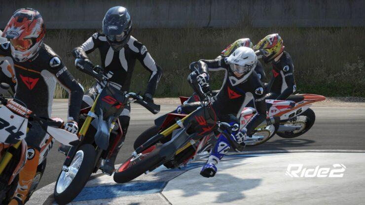 Best Racing Game 2016 04 - Ride 2