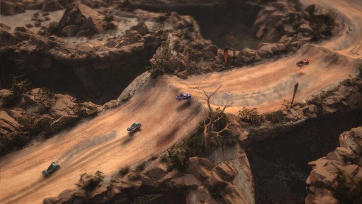 Best Racing Game 2016 05 - Mantis Burn Racing