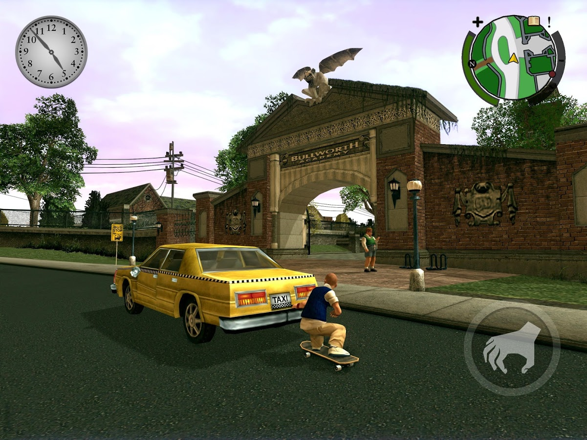 Bully: Anniversary Edition for iOS & Android Released