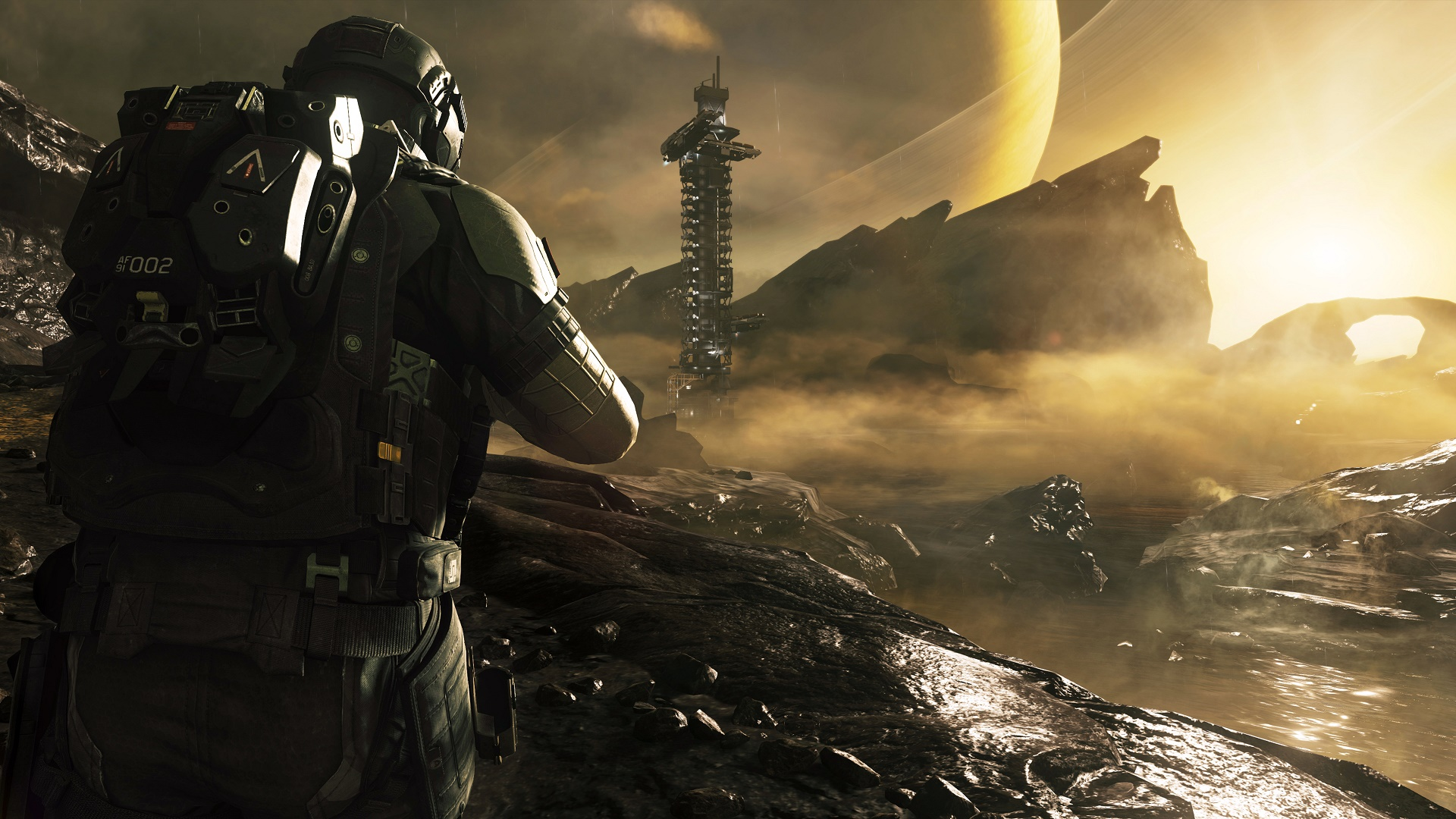 Infinite Warfare DLC 1 Call Of Duty