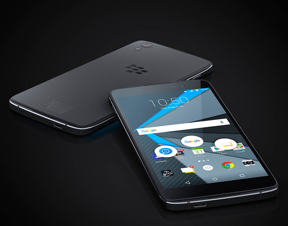 How Durable Is the BlackBerry DTEK50 for a Decently Priced ...
