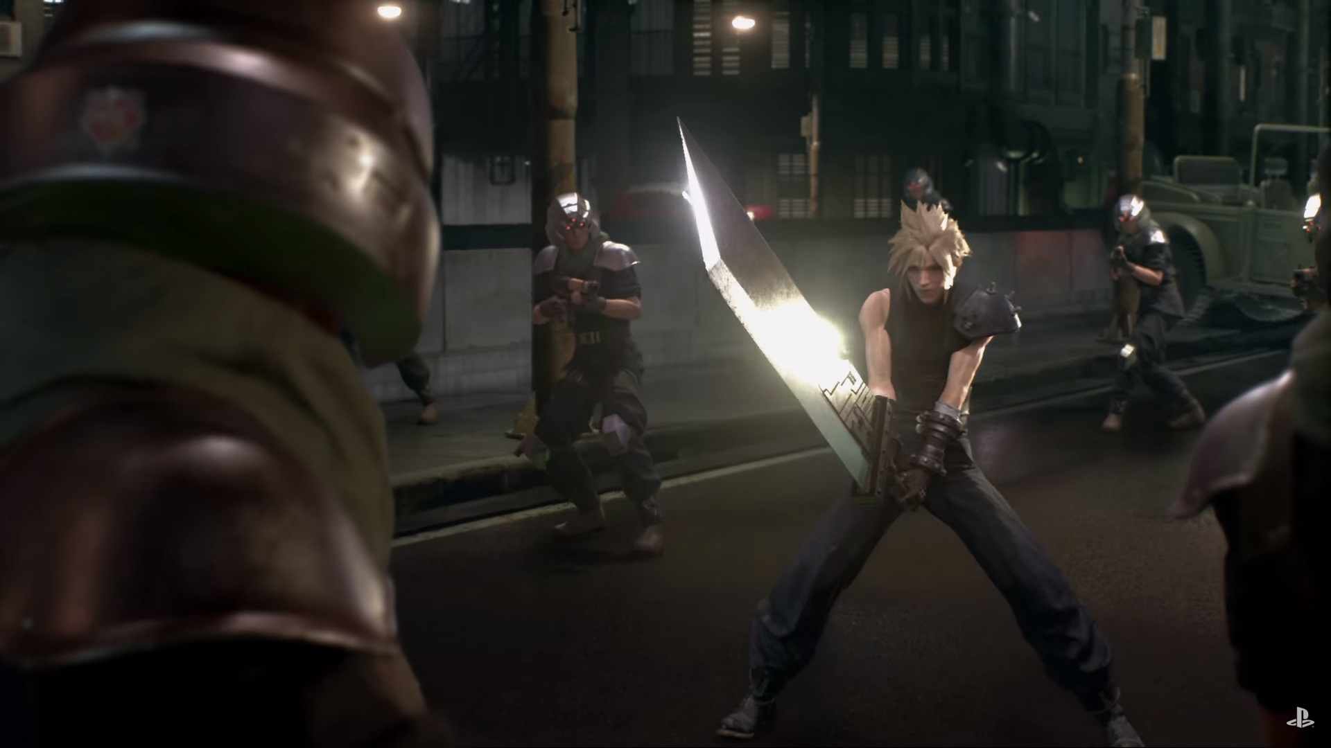 Update Final Fantasy Vii Remake New Development Pics
