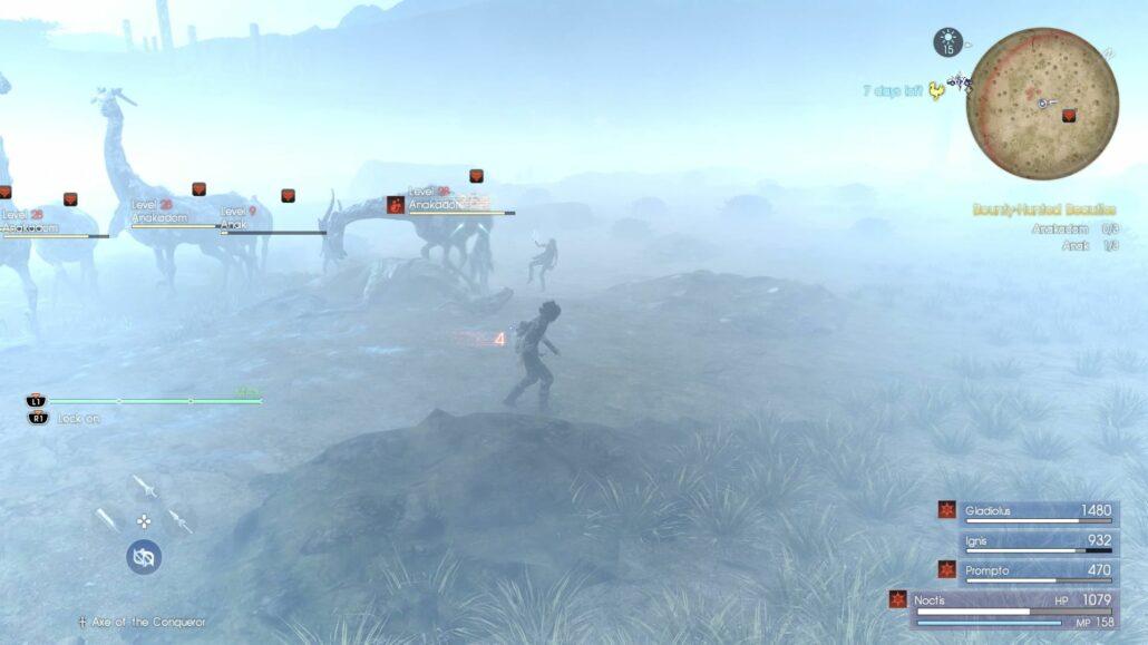 Final Fantasy XV 04 - Blizzaga