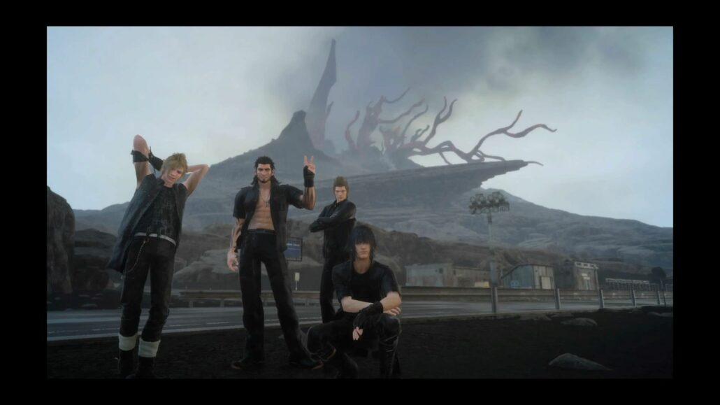 Final Fantasy XV 06 - Volcano Shot