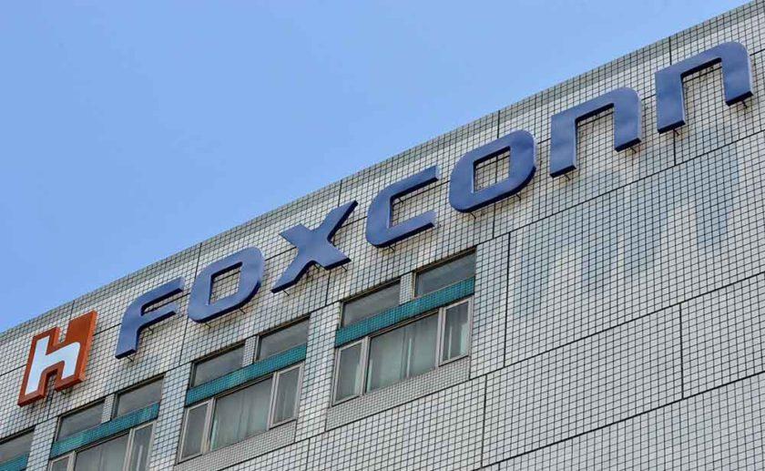 Foxconn exec stealing iPhones