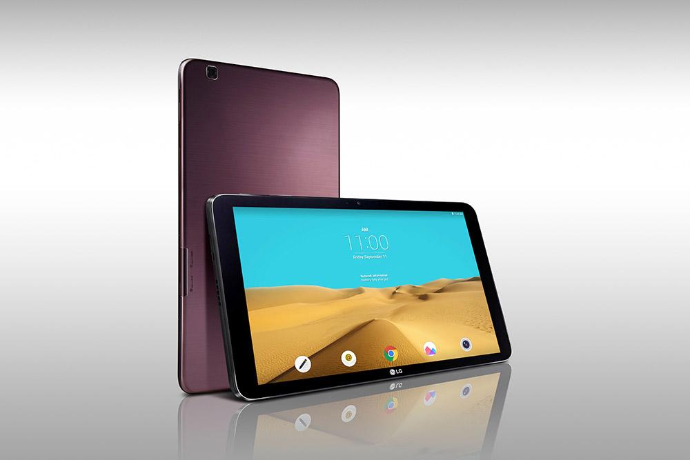 LG G Pad III announced