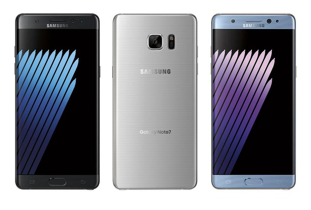 Galaxy Note 7 remotely disabled