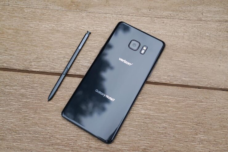 Verizon killing Galaxy Note 7 Jan 5
