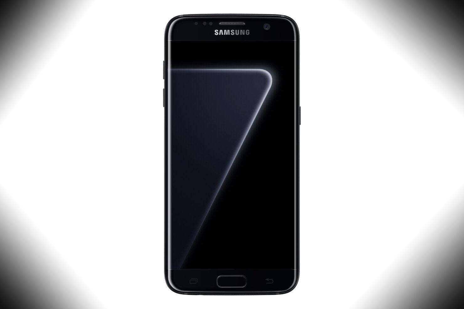 Galaxy S7 edge Black Pearl official