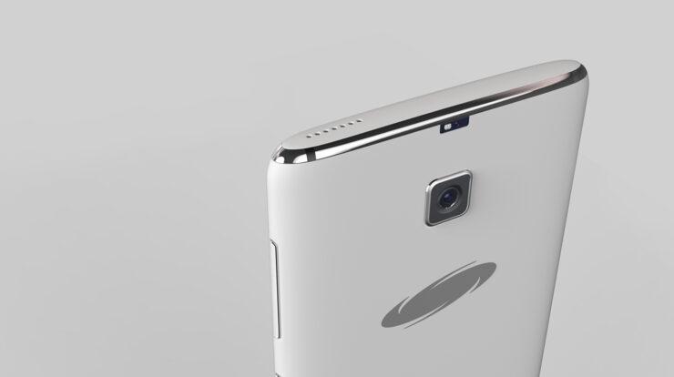Galaxy S8 no dual-camera