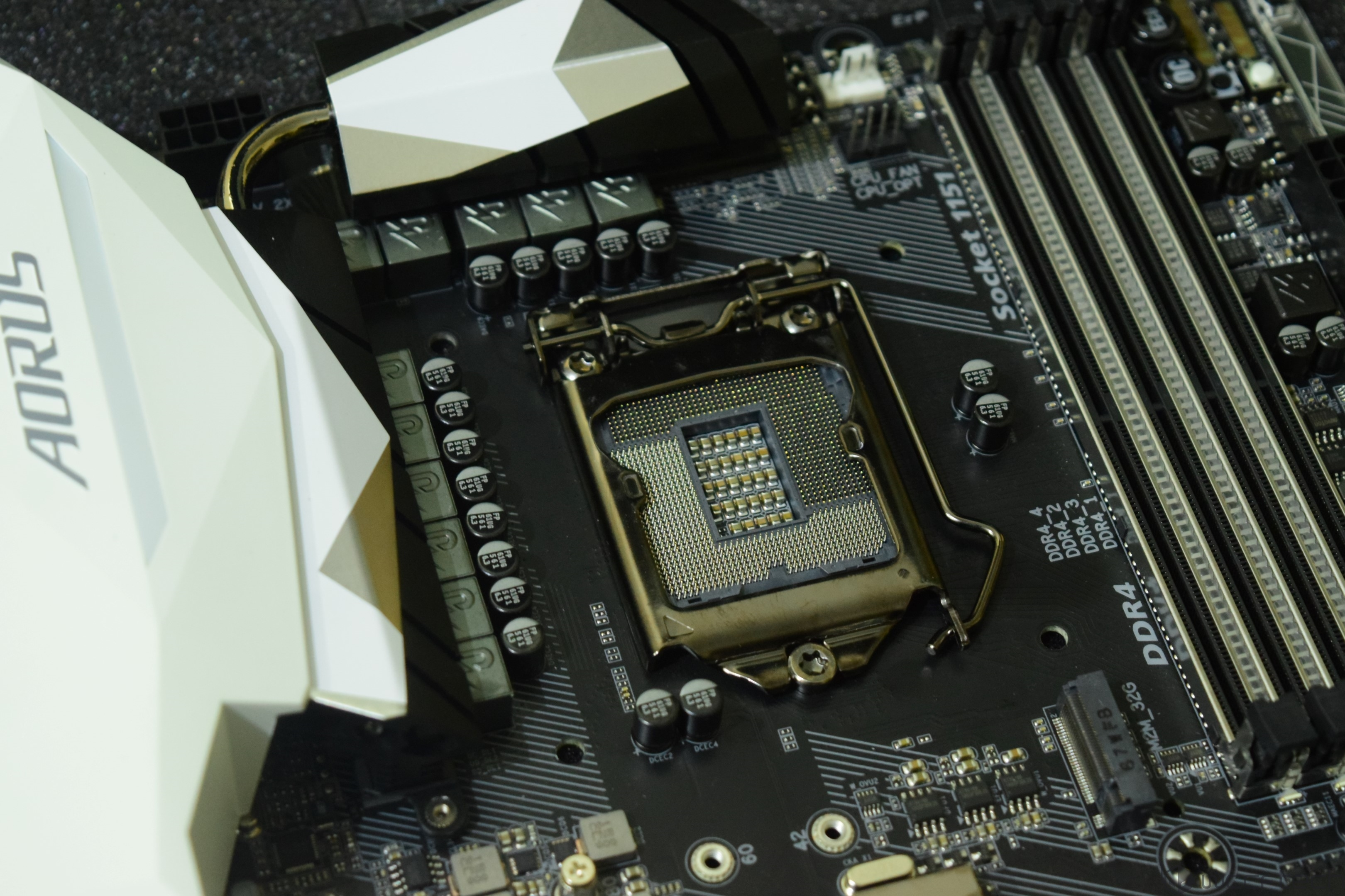 GIGABYTE AORUS Z270X-Gaming 7 LGA 1151 Motherboard Review – Test