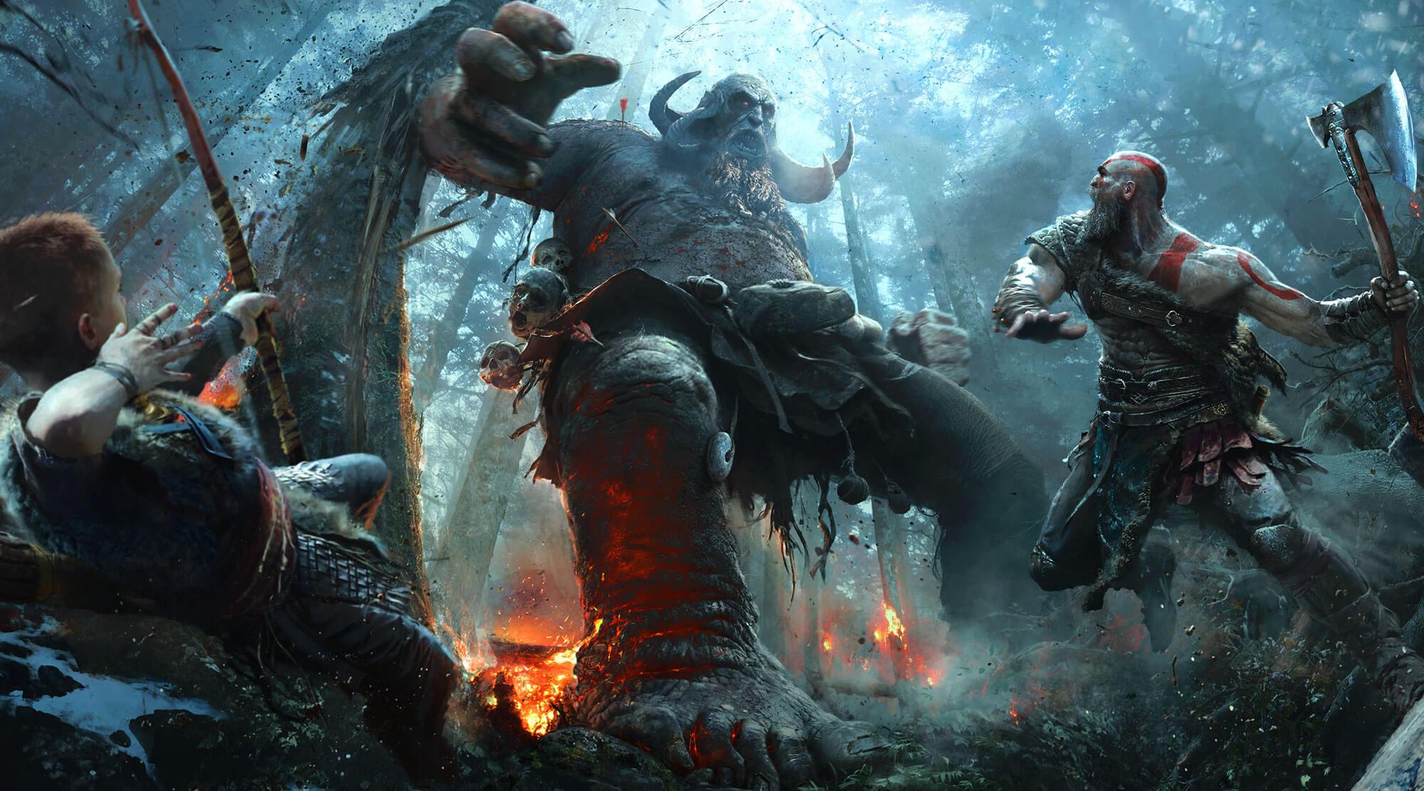 God of War 4'ün Çıkış Tarihi Açıklandı