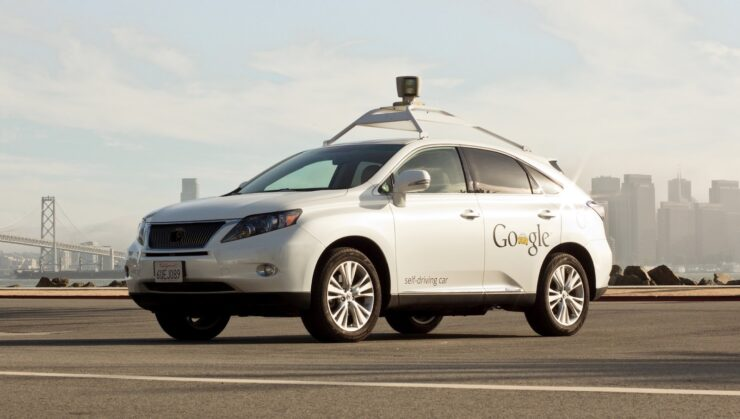 Google is no longer developing its self-driving car technology
