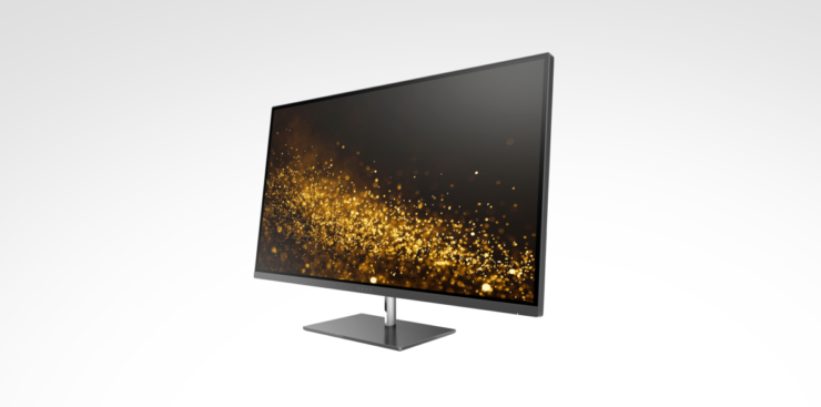 HP ENVY 4K display for MacBook Pro
