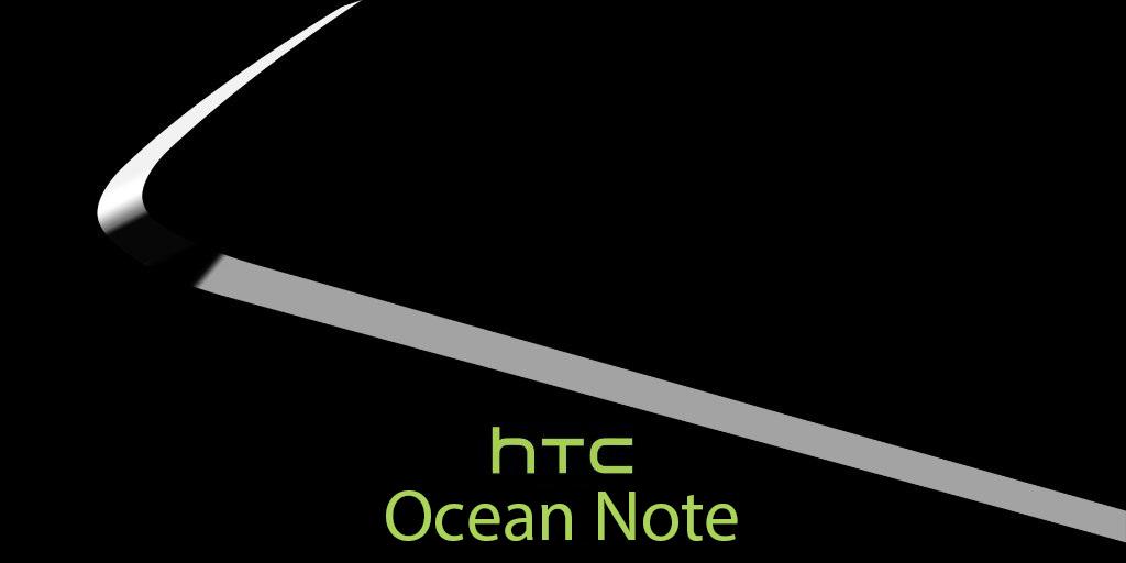 HTC Ocean Note case leak