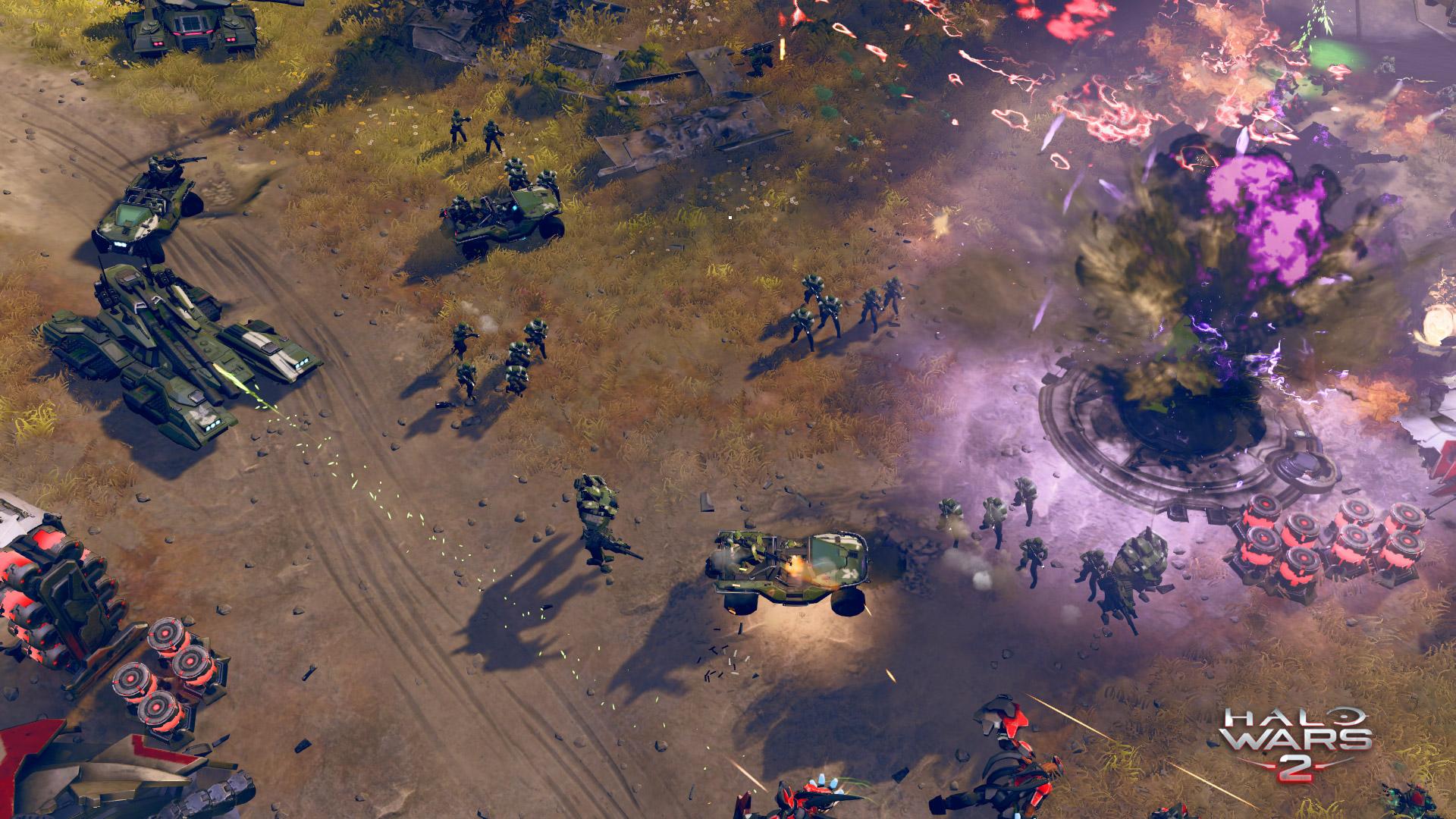 halo wars 2 ultimate edition gameplay ile ilgili görsel sonucu