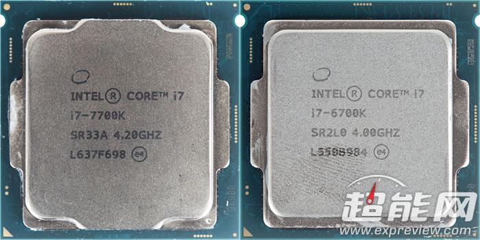 intel core i7 7700k vs core i7 6700k cpu performance benchmarks. Black Bedroom Furniture Sets. Home Design Ideas