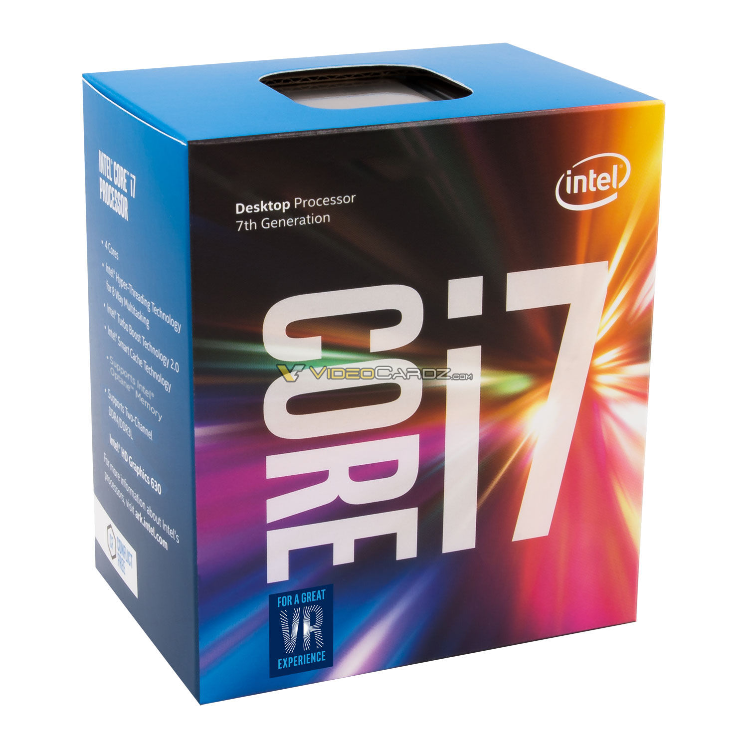 Intel Kaby Lake Core i7-7700K and Core i5-7600K Review Published