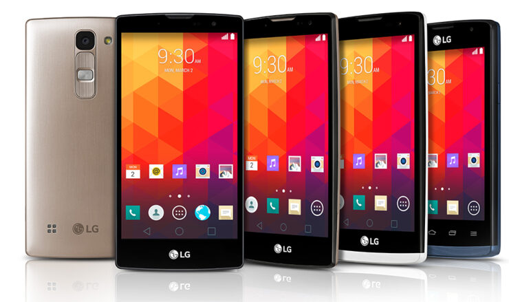 LG smartphones coming at CES 2017