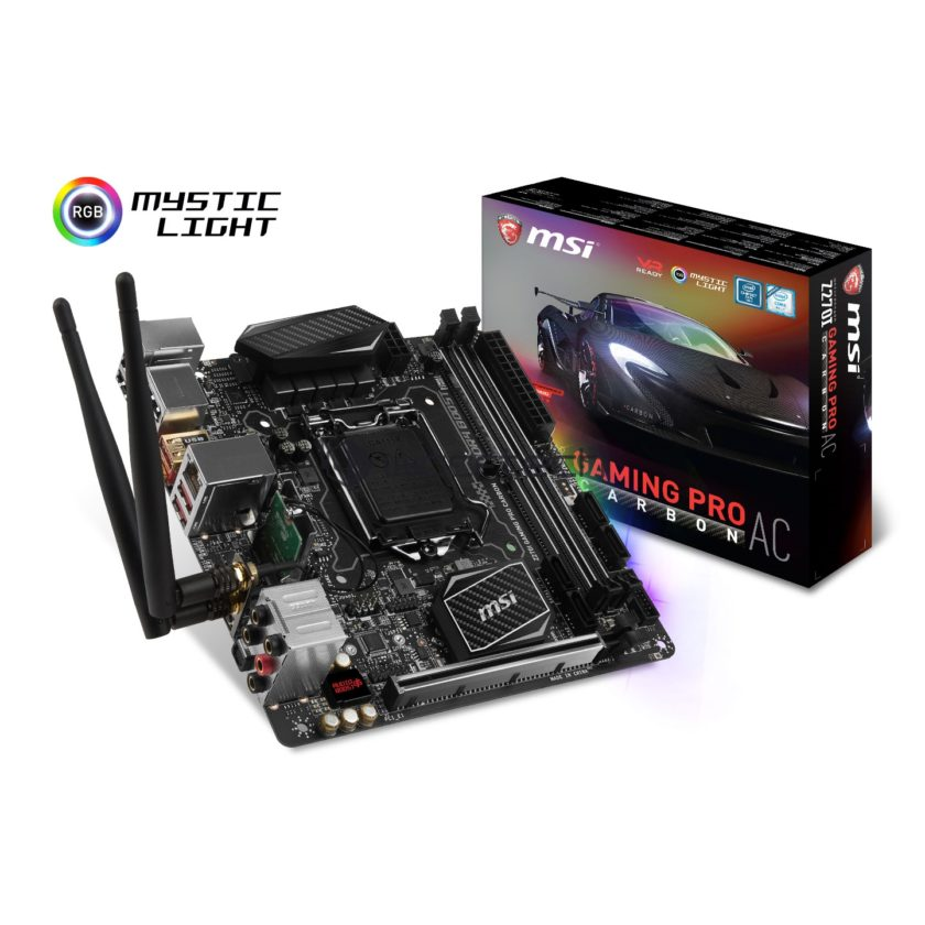 MSI Z270I Gaming Pro Carbon AC_2