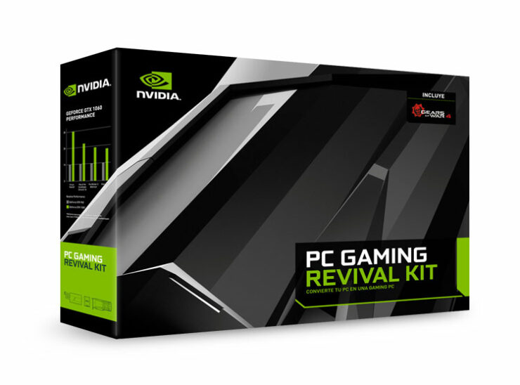 NVIDIA Gaming Revival Kit announced