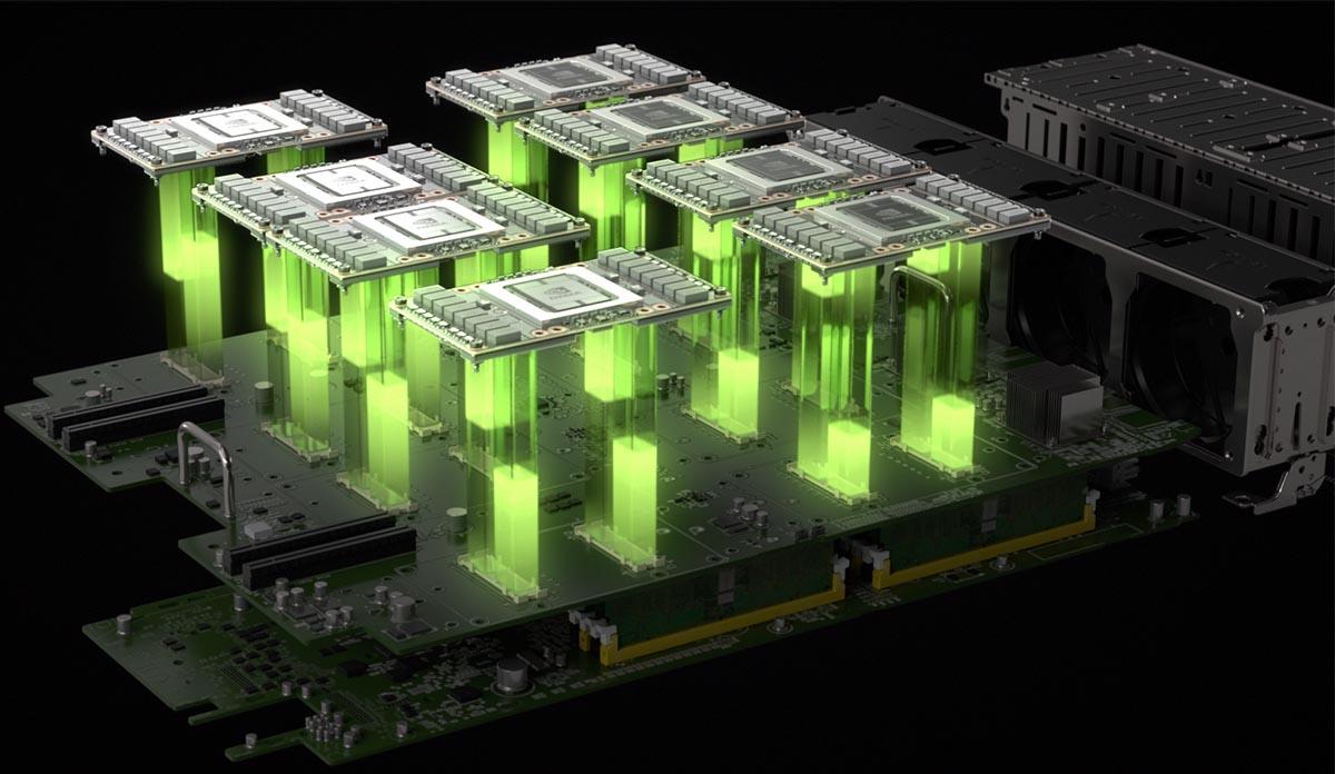 NVIDIA Volta GV100 GPU Twice As Fast as Pascal GP100 GPU