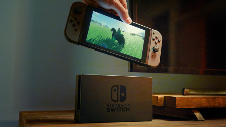 Nintendo Switch Price Leak