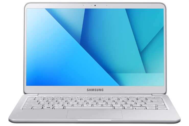 Samsung Notebook 9 upgraded