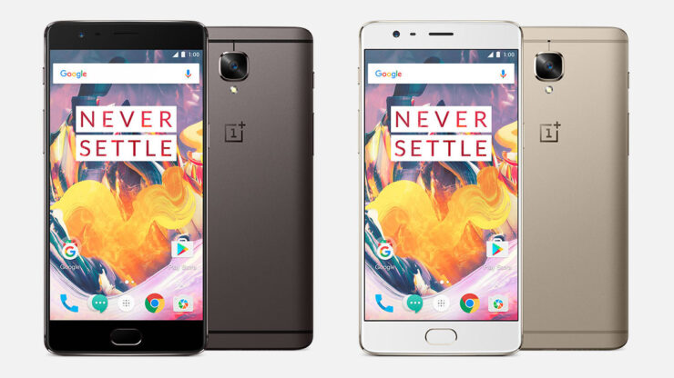 OnePlus 3T vs Galaxy S7 edge