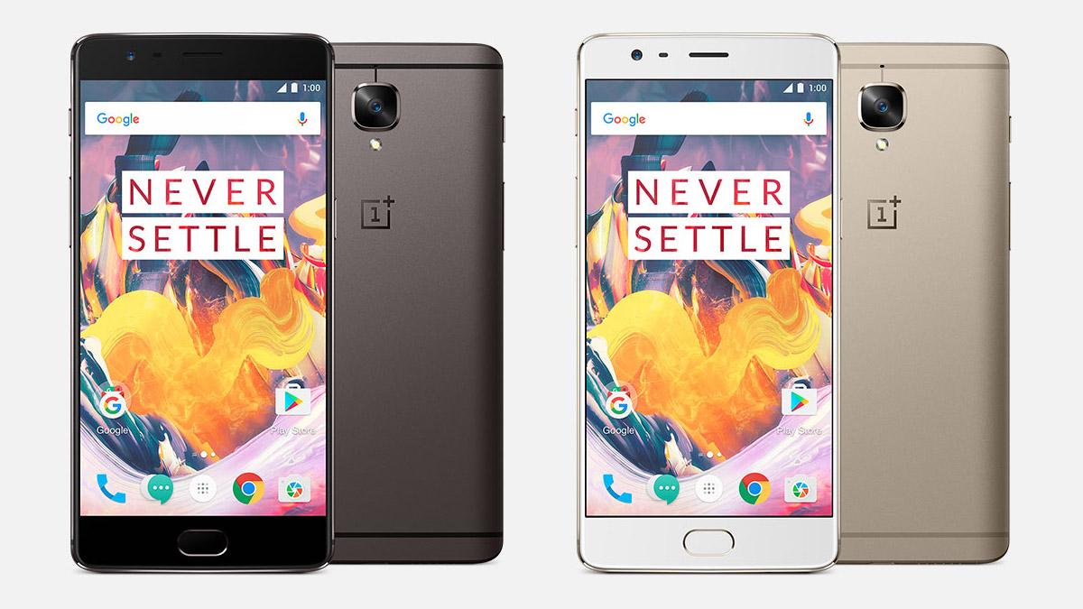 OnePlus 3T vs Galaxy S7 edge