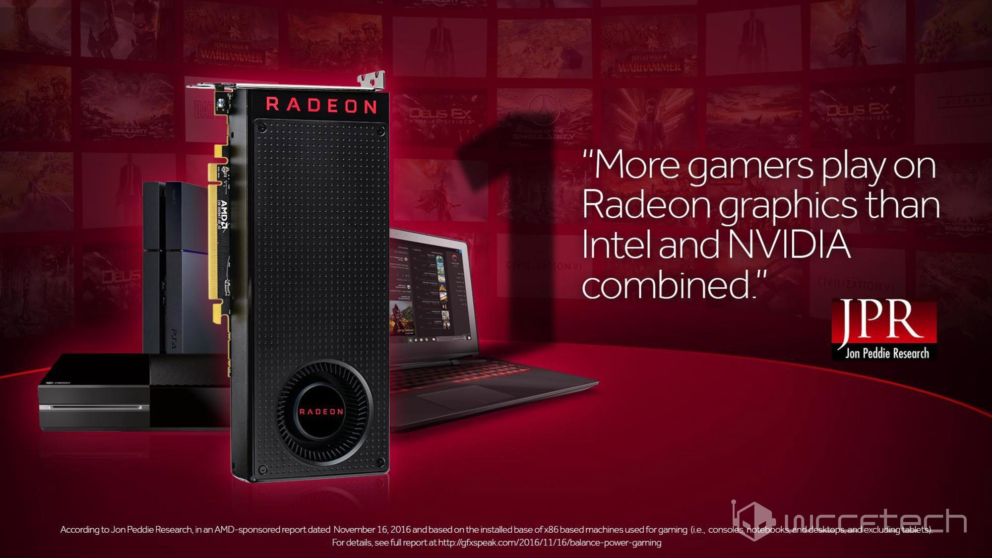AMD Radeon Software Crimson Relive Drivers Leaked, Massive