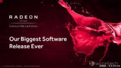 AMD Officially Launches Biggest Radeon Software Package Ever