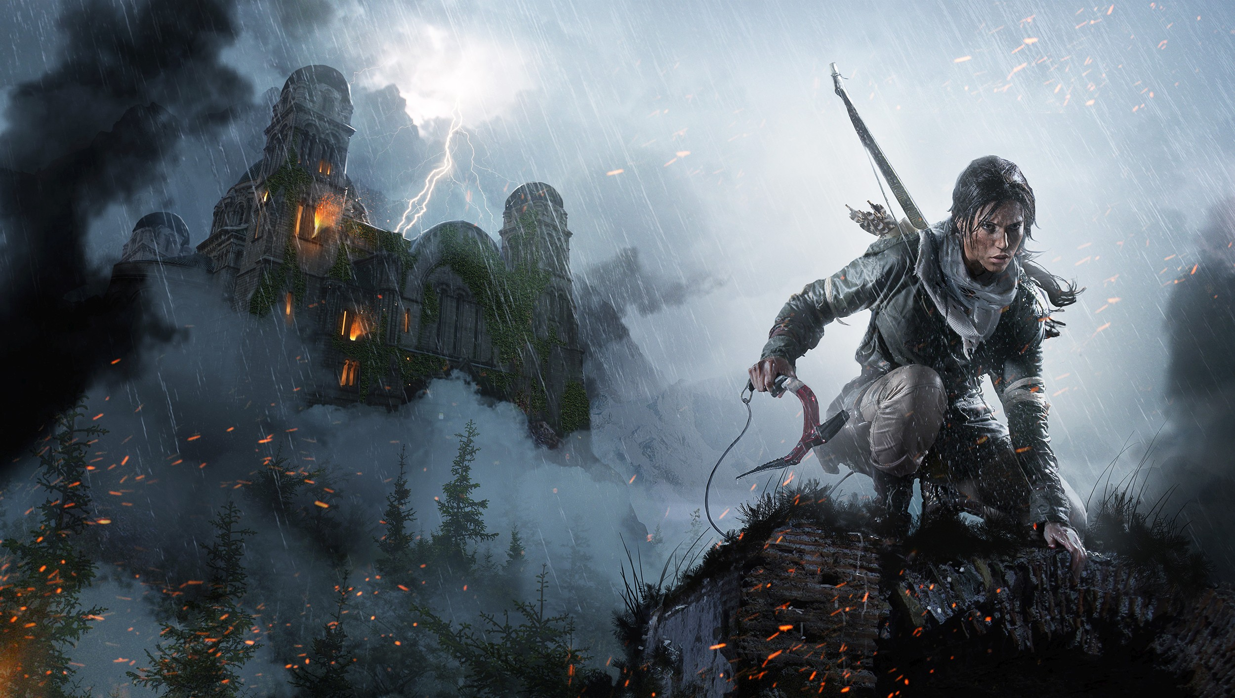 Update Rise Of The Tomb Raider Ps4 1 06 Patch Fixes Frame Pacing