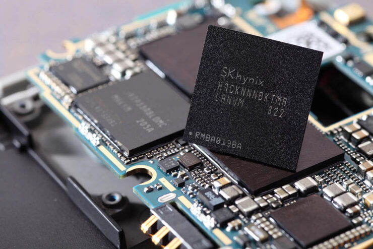 SK Hynix Introduces 8GB RAM Chips