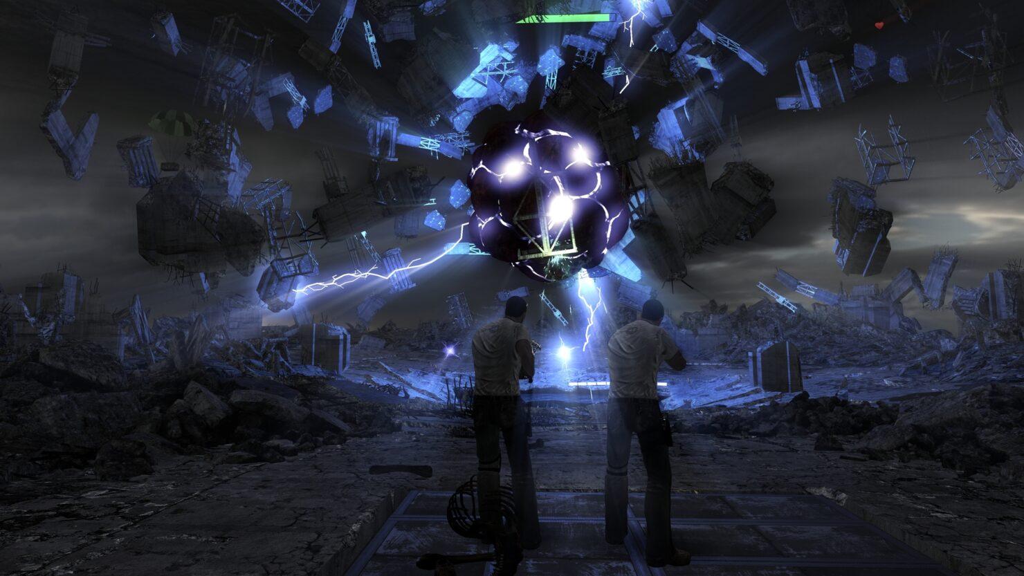 Serious Sam VR Last Hope