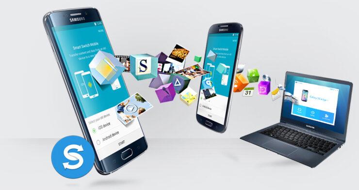 Samsung Smart Switch Windows 10 Support