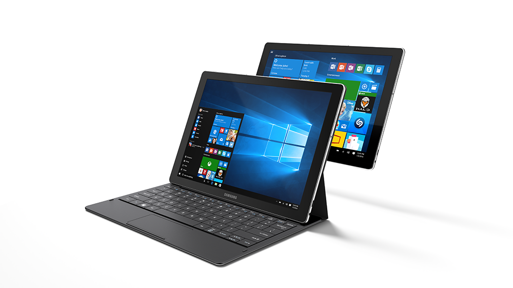 Samsung Windows 10 tablets