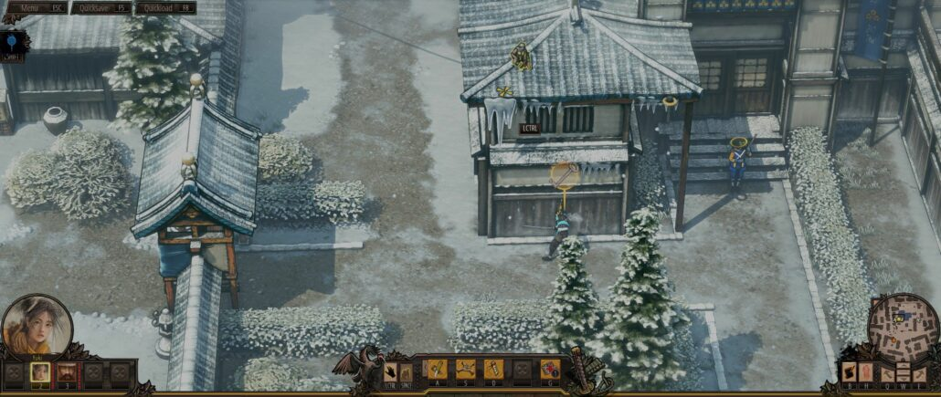 Shadow Tactics 03 - Death from Above