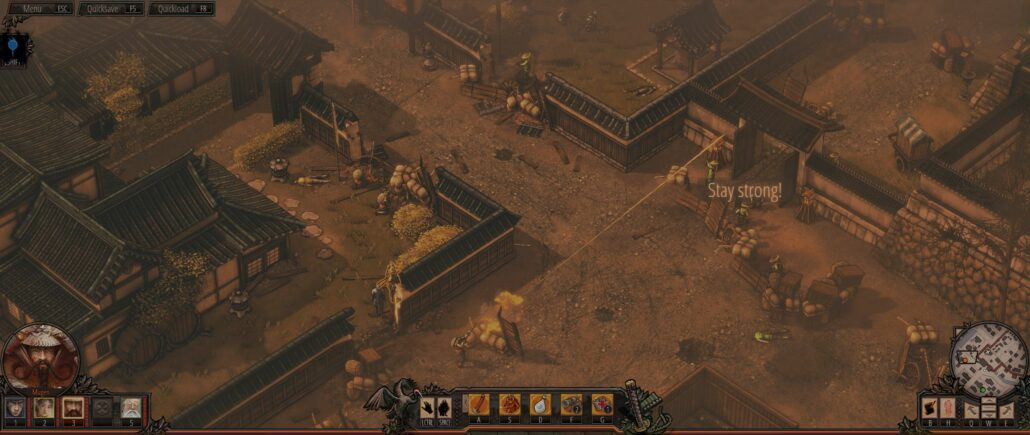 Shadow Tactics 05 - Warzone