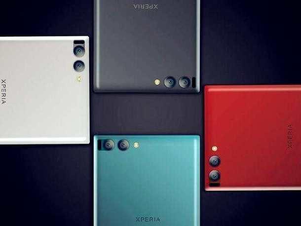 Sony Bezel less smartphone (2)