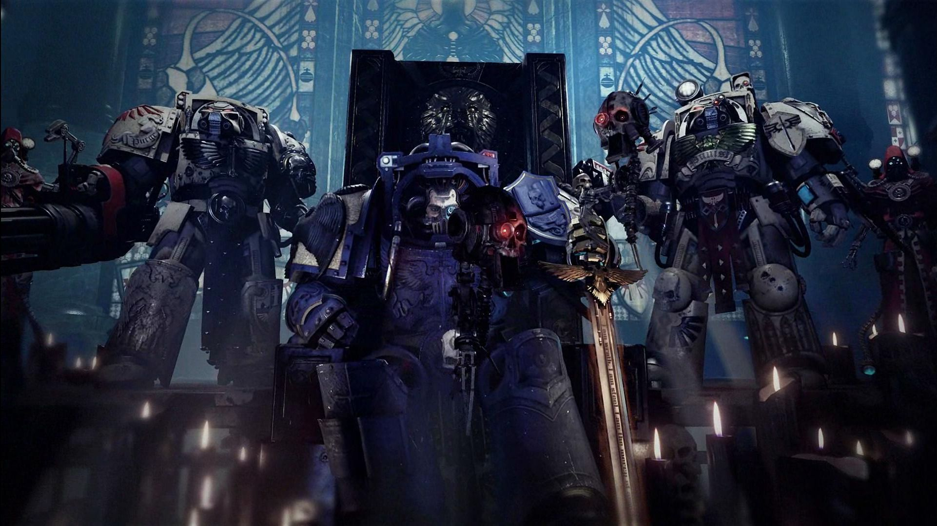Space Hulk: Deathwing Giant Content Update Goes Live Today