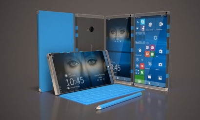 Microsoft Surface Phone MWC 2017