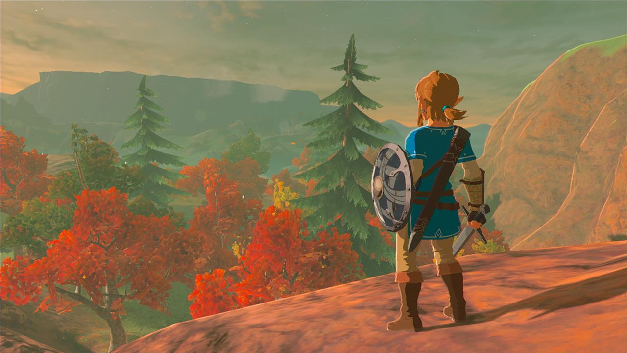 The Legend Of Zelda Breath Of The Wild To Get Constant